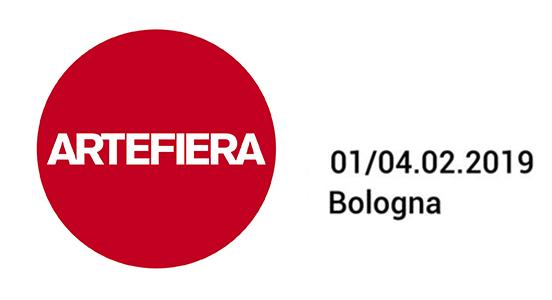 31.01.2019 – 04.02.2019 | ARTE FIERA | Bologna